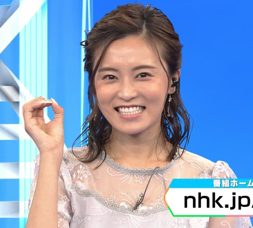 小島瑠璃子 透け透けワンピースキャプ・エロ画像10