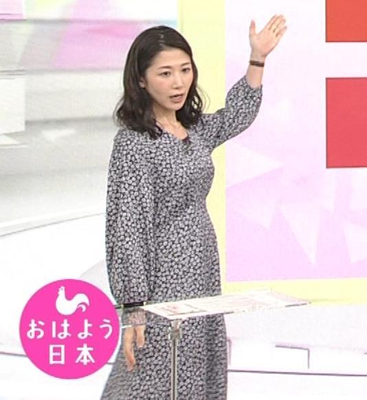 桑子真帆アナ おはよう日本キャプ・エロ画像