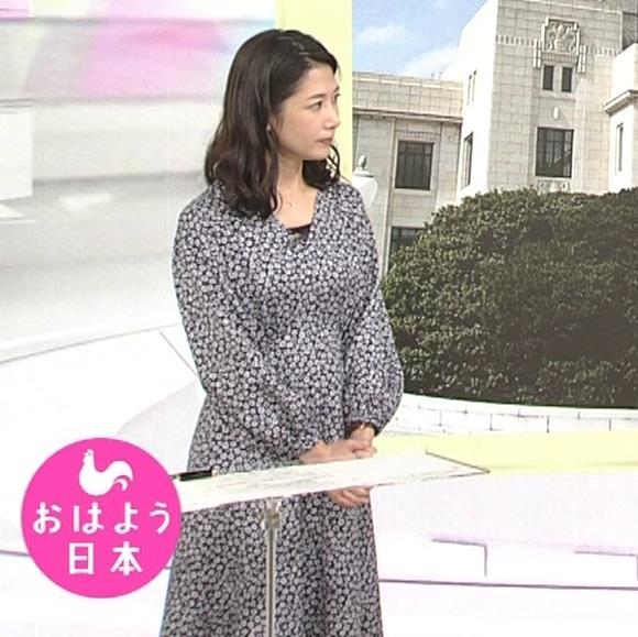 桑子真帆アナ おはよう日本キャプ・エロ画像5