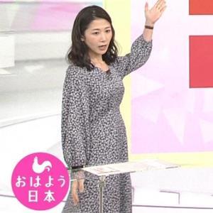 桑子真帆アナ おはよう日本