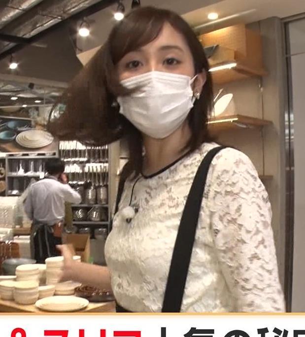 久慈暁子アナ 大きくないけどエロいおっぱいキャプ・エロ画像