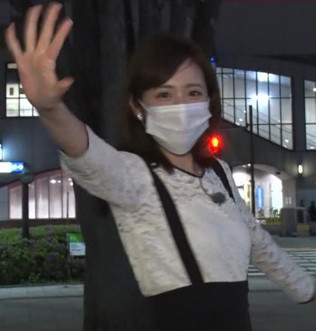 久慈暁子アナ 大きくないけどエロいおっぱいキャプ・エロ画像18