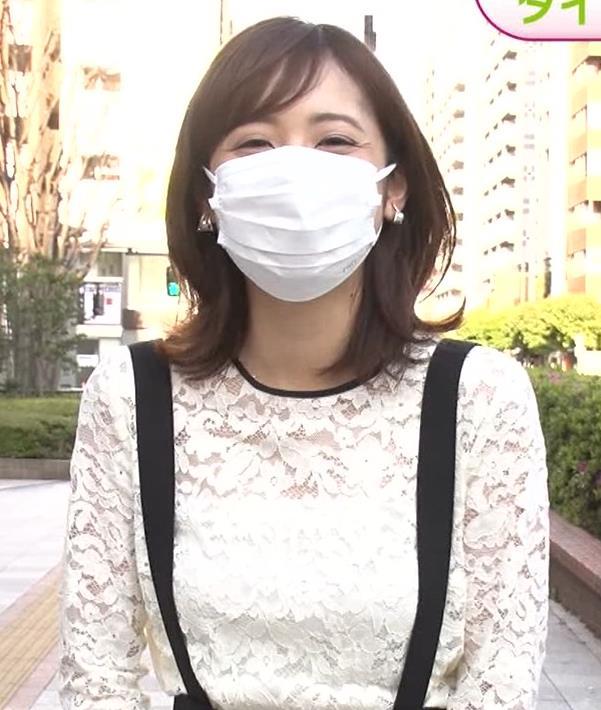 久慈暁子アナ 大きくないけどエロいおっぱいキャプ・エロ画像3