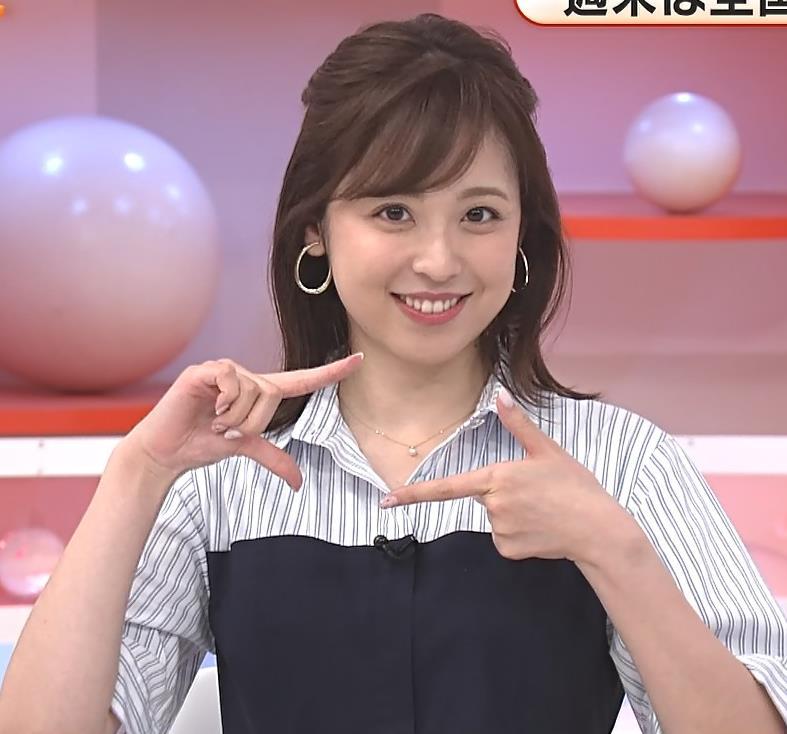 久慈暁子アナ 大きくないけどエロいおっぱいキャプ・エロ画像24
