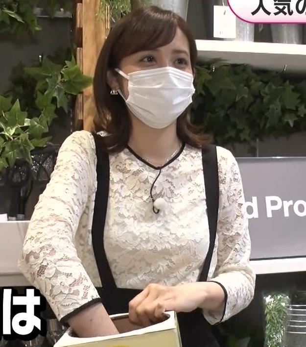 久慈暁子アナ 大きくないけどエロいおっぱいキャプ・エロ画像7