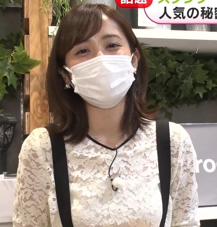 久慈暁子アナ 大きくないけどエロいおっぱいキャプ・エロ画像8