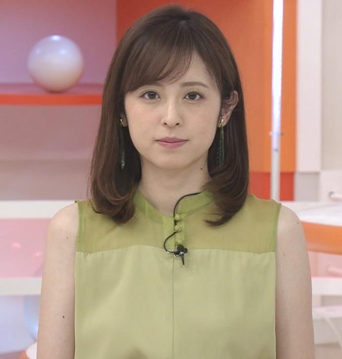 久慈暁子アナ かわいい女子アナキャプ・エロ画像3