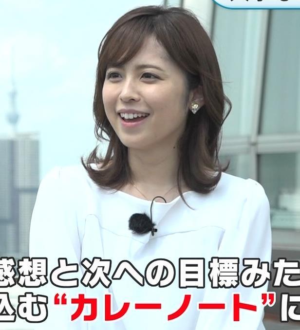 久慈暁子アナ 「めざましどようび」 キャプ・エロ画像