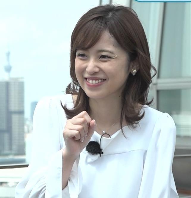 久慈暁子アナ 「めざましどようび」 キャプ・エロ画像2