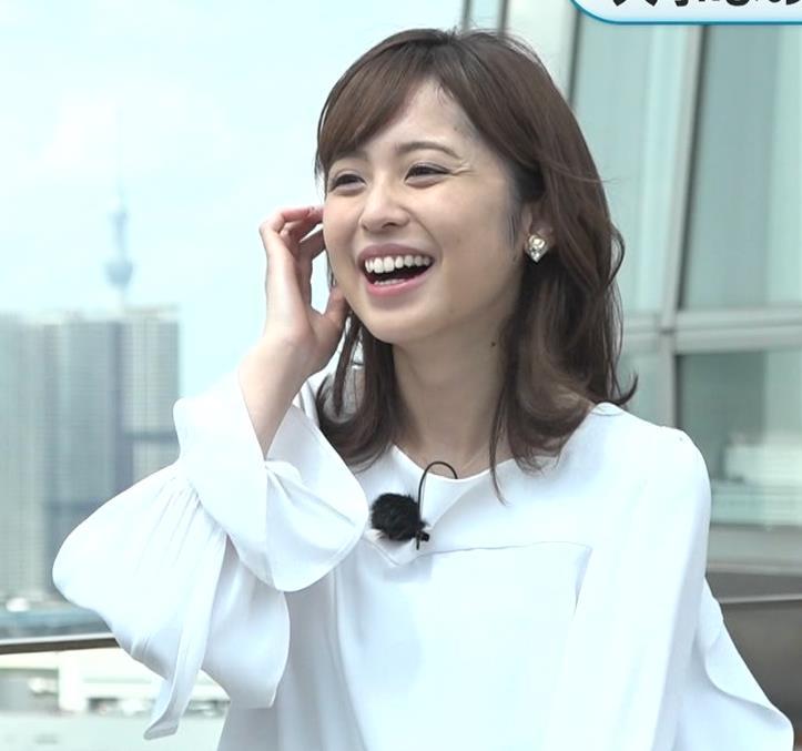 久慈暁子アナ 「めざましどようび」 キャプ・エロ画像3
