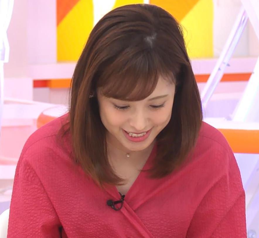 久慈暁子アナ 「めざましどようび」 キャプ・エロ画像5