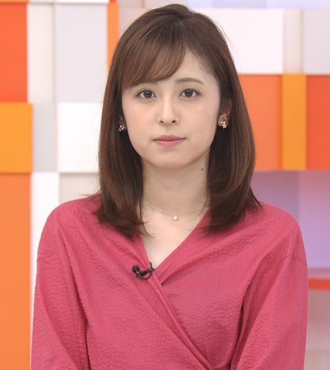 久慈暁子アナ 「めざましどようび」 キャプ・エロ画像6