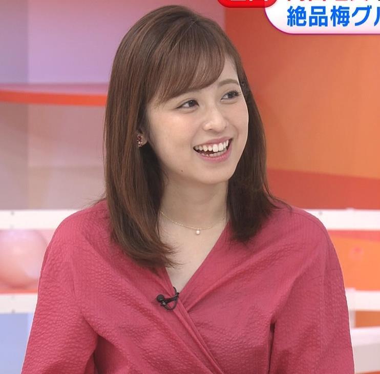 久慈暁子アナ 「めざましどようび」 キャプ・エロ画像8