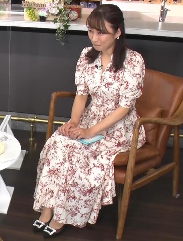 枡田絵理奈 あいかわらず胸は大きそうキャプ・エロ画像3