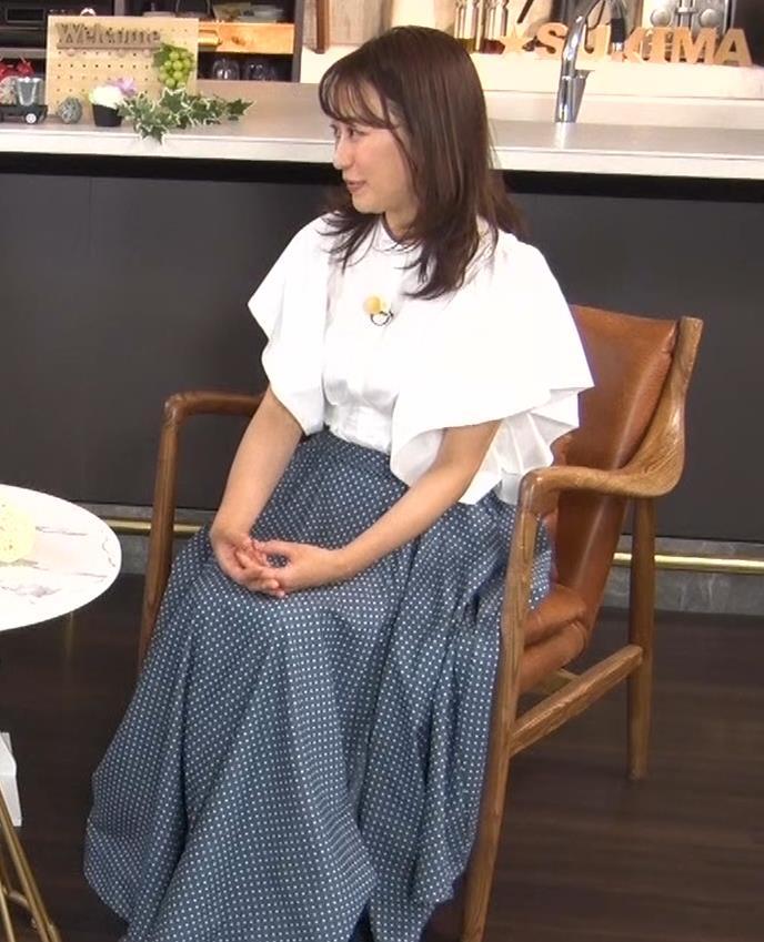 枡田絵理奈 あいかわらず胸は大きそうキャプ・エロ画像4