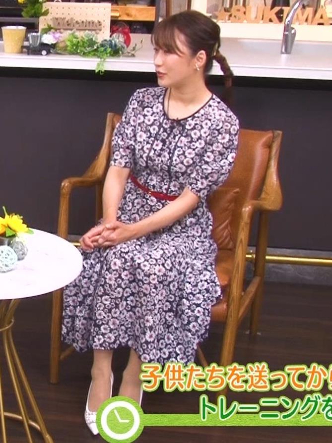 枡田絵理奈 あいかわらず胸は大きそうキャプ・エロ画像7