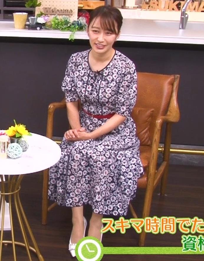 枡田絵理奈 あいかわらず胸は大きそうキャプ・エロ画像8