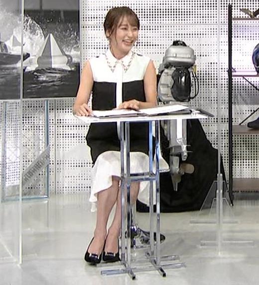 枡田絵理奈 ノースリーブ姿キャプ・エロ画像3
