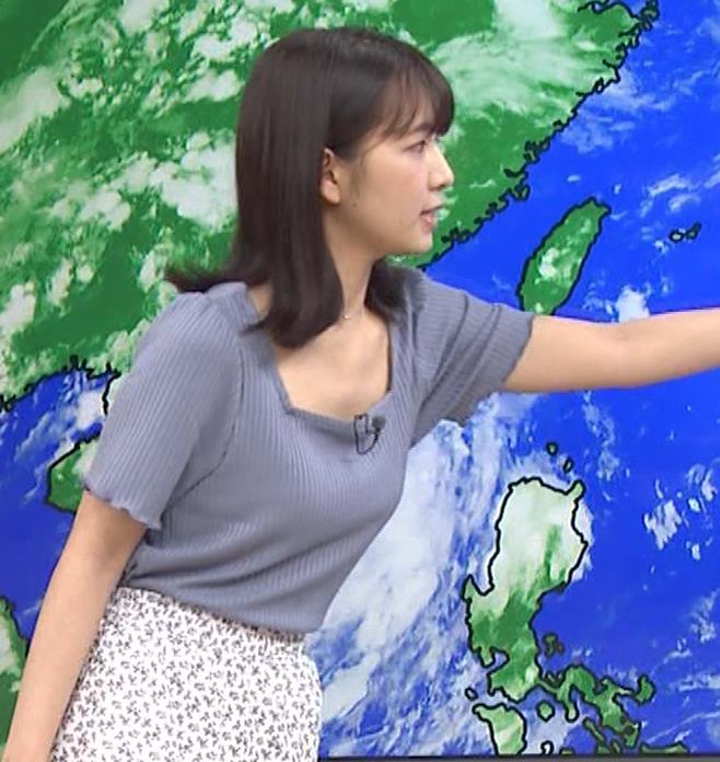 松下有菜 かわいい気象予報士キャプ・エロ画像7
