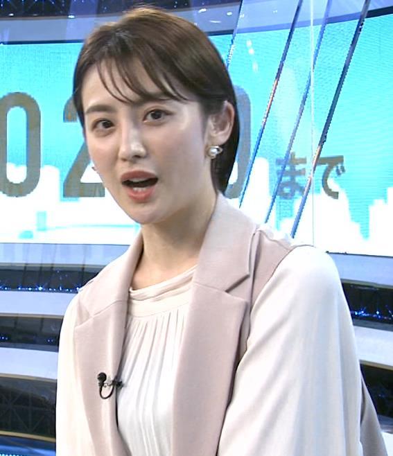 宮司愛海 ショートカット美人アナキャプ・エロ画像