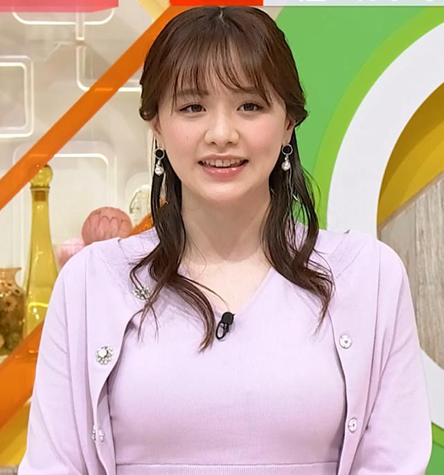 森香澄アナ パンパンのおっぱいキャプ・エロ画像2