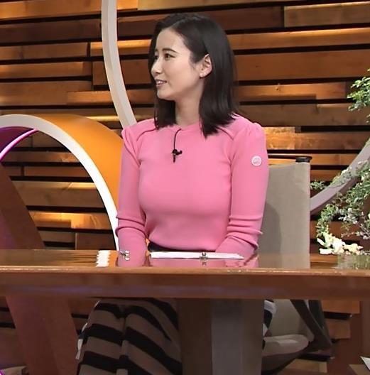 森川夕貴アナ 大きいおっぱいが際立つ衣装キャプ・エロ画像10