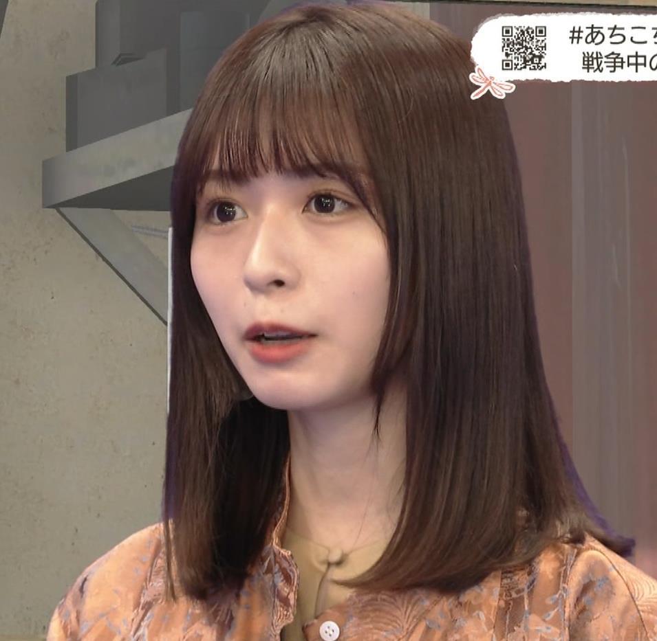長濱ねる NHK特集番組「#あちこちのすずさん」キャプ・エロ画像2