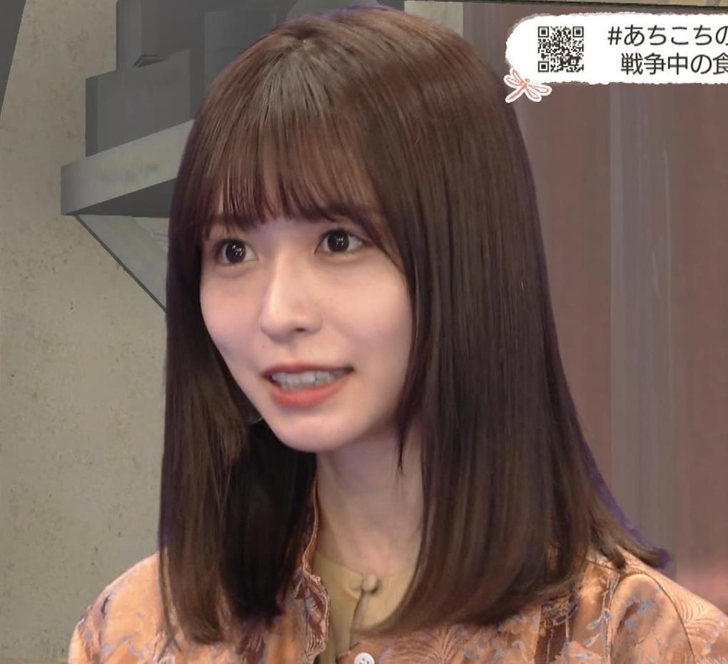 長濱ねる NHK特集番組「#あちこちのすずさん」キャプ・エロ画像4