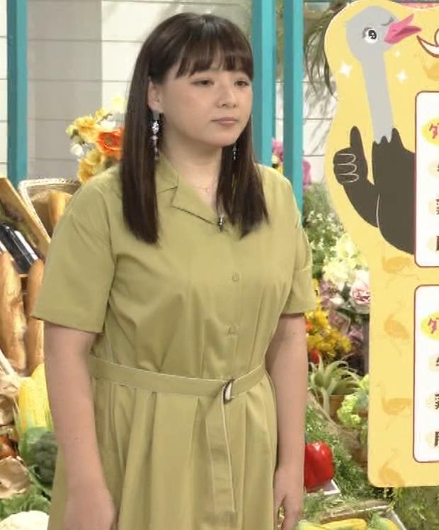野呂佳代 NHK「うまいッ!」キャプ・エロ画像