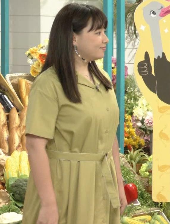 野呂佳代 NHK「うまいッ!」キャプ・エロ画像2