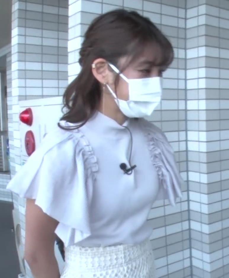 岡副麻希 トレーニングでエロキャプ・エロ画像14