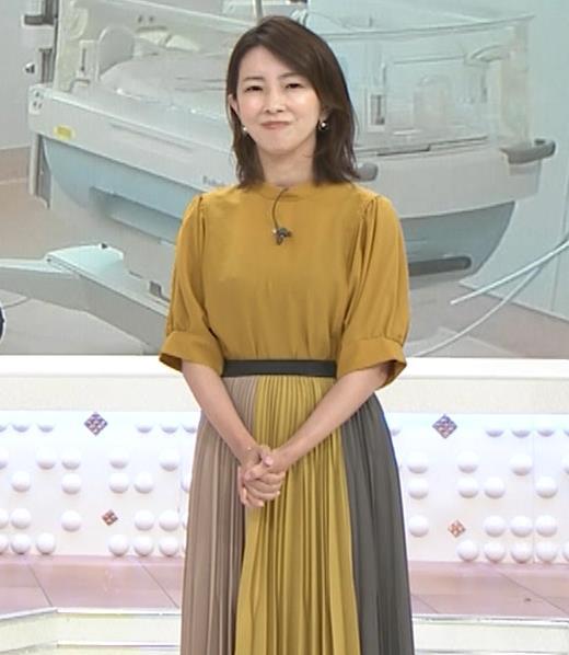 大木優紀アナ 40歳よりは若く見えるキャプ・エロ画像