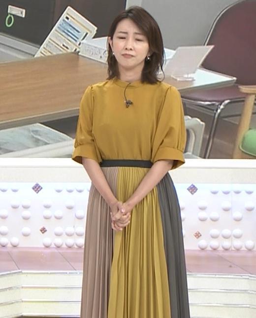 大木優紀アナ 40歳よりは若く見えるキャプ・エロ画像5