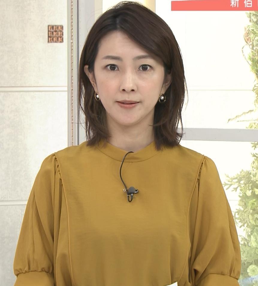 大木優紀アナ 40歳よりは若く見えるキャプ・エロ画像6