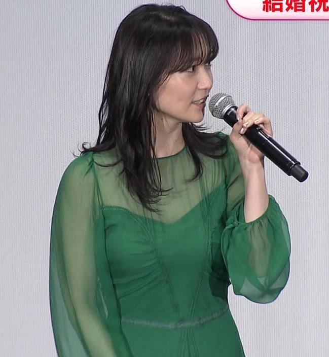 大島優子 乳がエロい衣装キャプ・エロ画像2