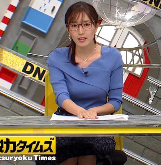 小澤陽子アナ 「全力!脱力タイムズ」 キャプ・エロ画像