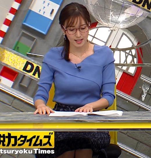 小澤陽子アナ 「全力!脱力タイムズ」 キャプ・エロ画像2
