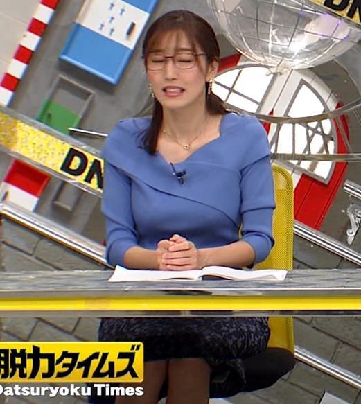 小澤陽子アナ 「全力!脱力タイムズ」 キャプ・エロ画像3
