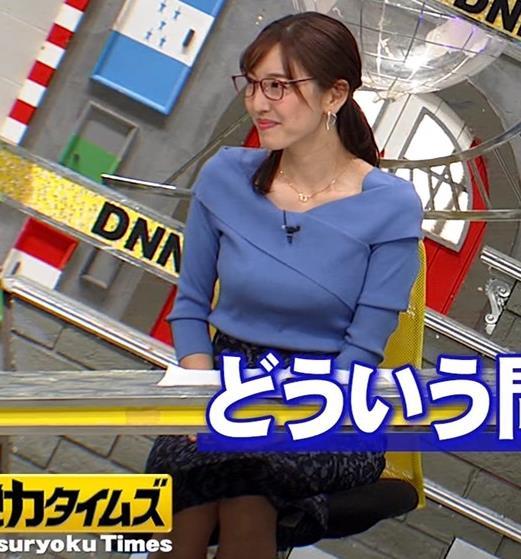 小澤陽子アナ 「全力!脱力タイムズ」 キャプ・エロ画像6