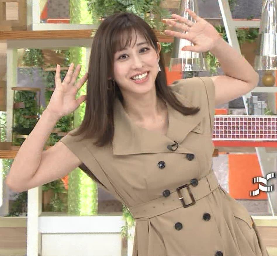 斎藤ちはるアナ ワキ&インナーチラキャプ・エロ画像6