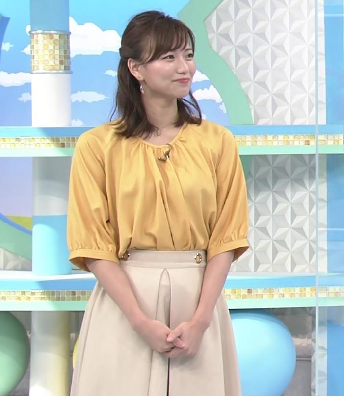 斎藤真美アナ 「おはよう朝日土曜日です」キャプ・エロ画像