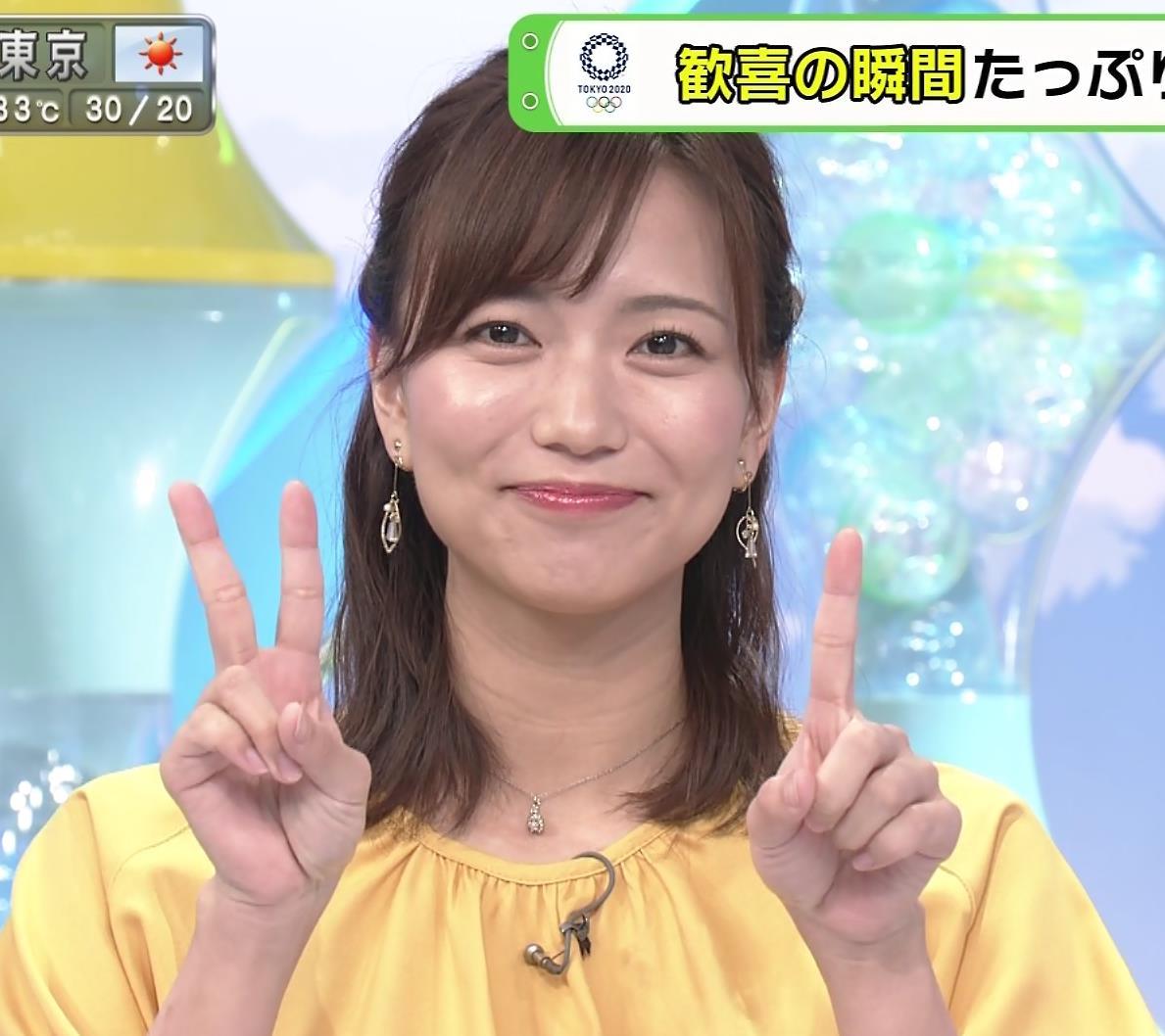 斎藤真美アナ 「おはよう朝日土曜日です」キャプ・エロ画像3