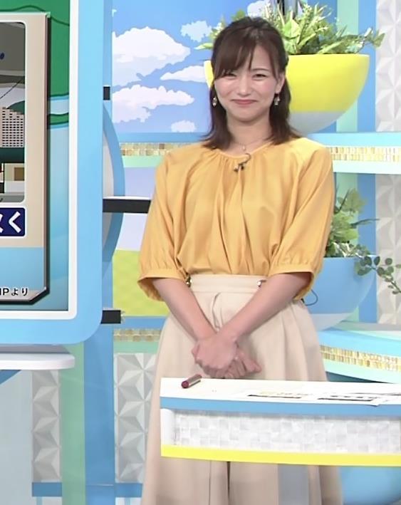 斎藤真美アナ 「おはよう朝日土曜日です」キャプ・エロ画像6