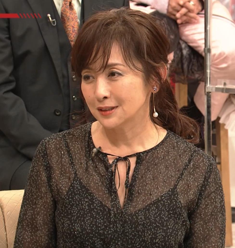斉藤由貴 美人でエロい54歳キャプ・エロ画像11