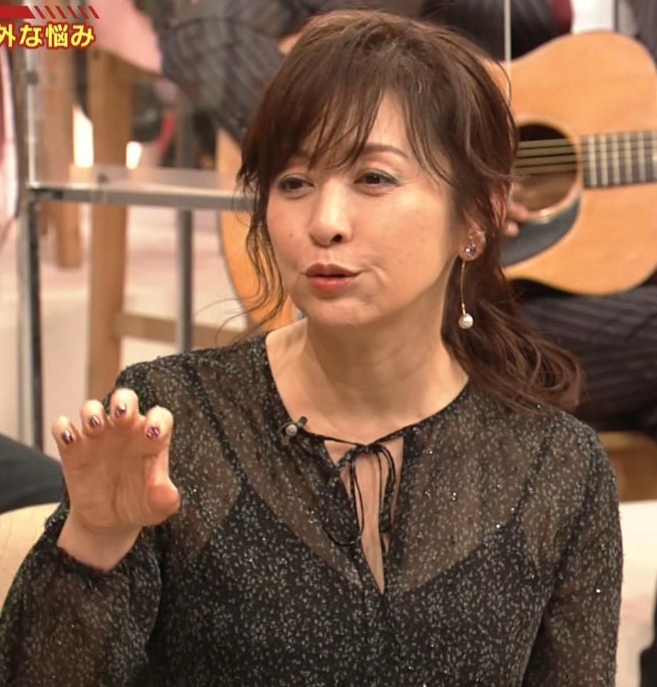 斉藤由貴 美人でエロい54歳キャプ・エロ画像13