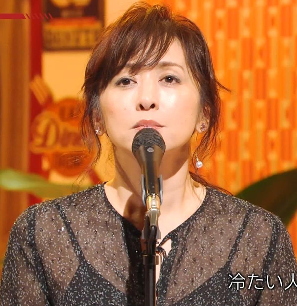 斉藤由貴 美人でエロい54歳キャプ・エロ画像16