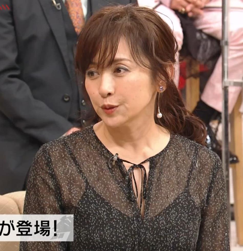 斉藤由貴 美人でエロい54歳キャプ・エロ画像17