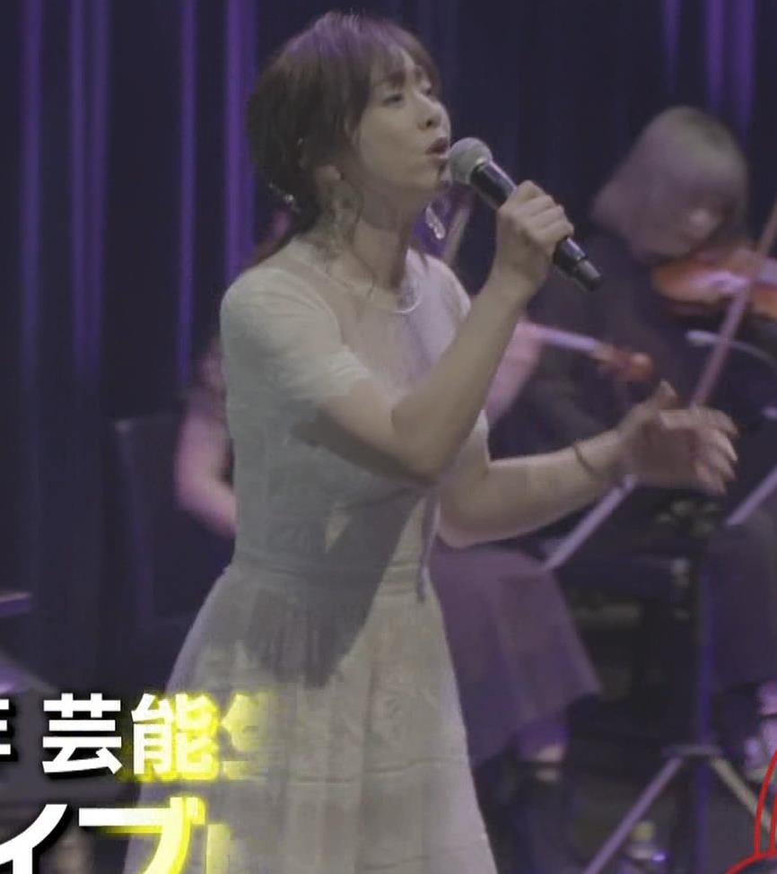 斉藤由貴 美人でエロい54歳キャプ・エロ画像3