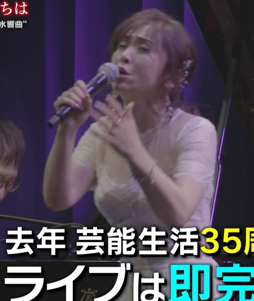 斉藤由貴 美人でエロい54歳キャプ・エロ画像4