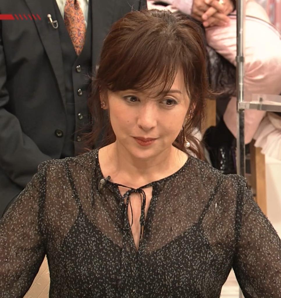斉藤由貴 美人でエロい54歳キャプ・エロ画像9